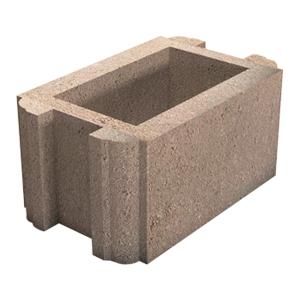 блок колонний гладкий